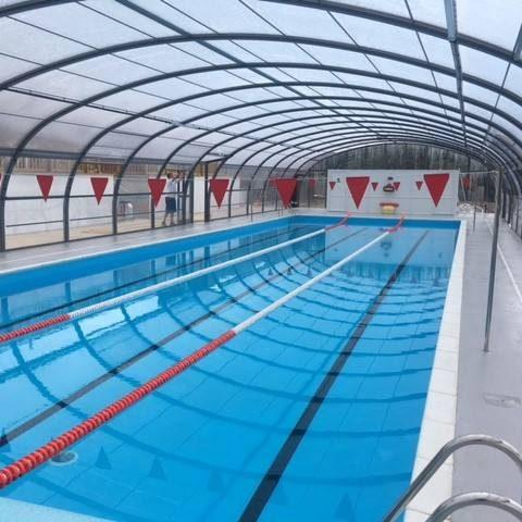 Cranford Club Pool